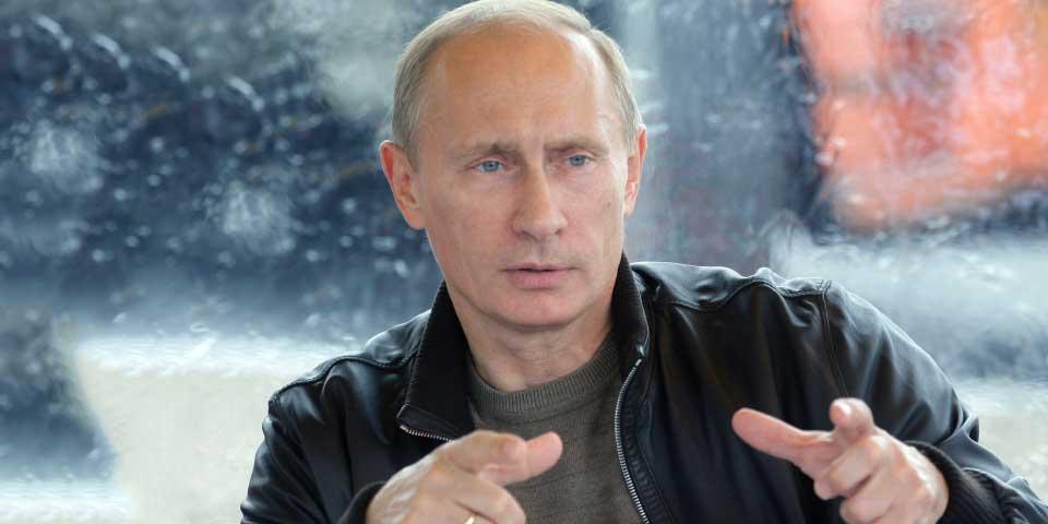 Vladimir Putin. Foto de Reuters