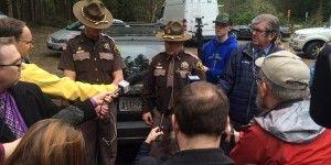 Hombre mata a su familia y se dispara frente a policías en Washington