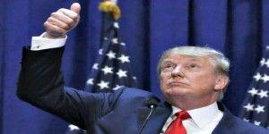 Arrasa Trump en New Hampshire
