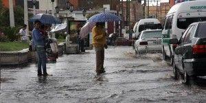 Se esperan lluvias muy fuertes en Veracruz y Chiapas