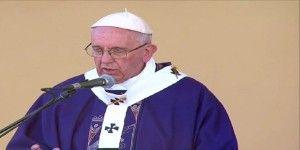 """""""Siempre habrá tiempo de cambiar; no más muerte y explotación"""": papa Francisco"""