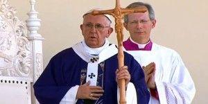 Los tuits del papa Francisco en su último día en México