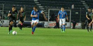 Cruz Azul venció 5-2 a Cafetaleros en la Copa MX