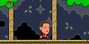 Chicharito y leyendas protagonizan parodia de Mario Bros