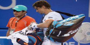 David Ferrer eliminado del Abierto Mexicano de Tenis