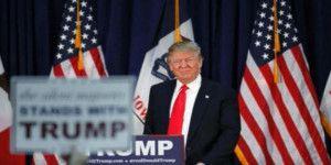 Trump pierde en Iowa