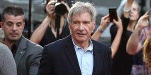 Acusan a productores de Star Wars por lesión de Harrison Ford