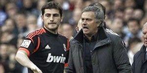 'Mourinho y yo no nos hablábamos al final': Iker Casillas