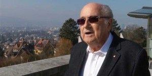 Es un alivio ya no ser presidente de la FIFA: Blatter