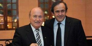 FIFA reduce sanciones de Blatter y Platini