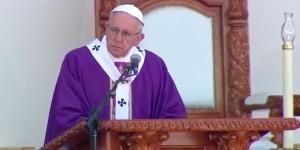 En vivo: papa Francisco en Morelia