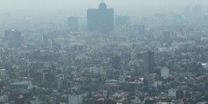 Solo 11 días limpios ha tenido la Ciudad de México en 2016