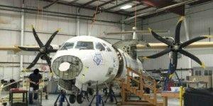 El costoso avión de combate antidrogas que nunca se utilizó