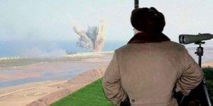 Corea del Norte lanza cinco misiles de corto alcance