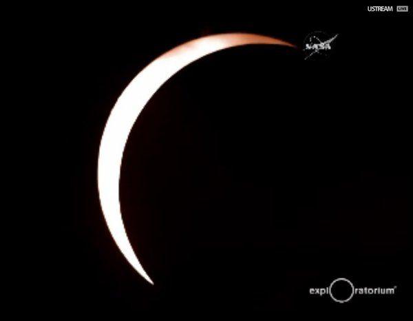 Eclipse solar total recorre EEUU de costa a costa