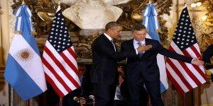 Estados Unidos y Argentina inician etapa de acercamiento