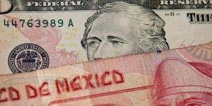 Dólar cierra semana hasta en 18.16 pesos a la venta
