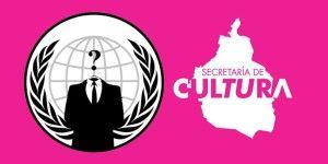 Hackean sitio de la Secretaría de Cultura capitalina