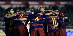 Barcelona impone récord de partidos sin perder en España
