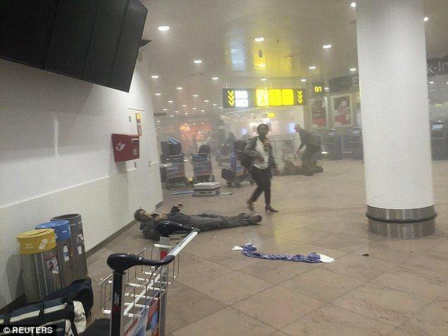Detienen en España a presuntos autores de ataques en Bruselas