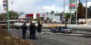 Mal tiempo dejó cinco muertos y 35 heridos