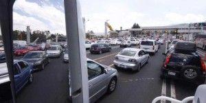 Entran 120 vehículos a la Ciudad de México y salen 177 por minuto