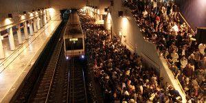 Aumentan usuarios del transporte público 20 por ciento por contingencia