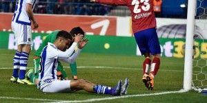Video: autogol de Diego Reyes con la Real Sociedad