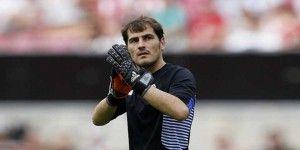 Iker Casillas muestra su lado más mexicano