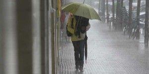 Pronostican lluvias fuertes en norte y noreste del país