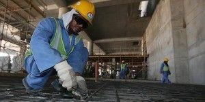 Los abusos que sufren trabajadores que construyen estadios del Mundial