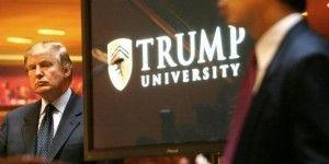 Procede demanda por fraude de la Universidad Trump