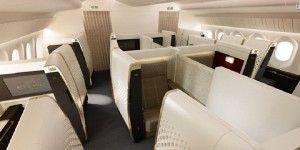 Galería: los mejores diseños de cabinas de avión en el mundo