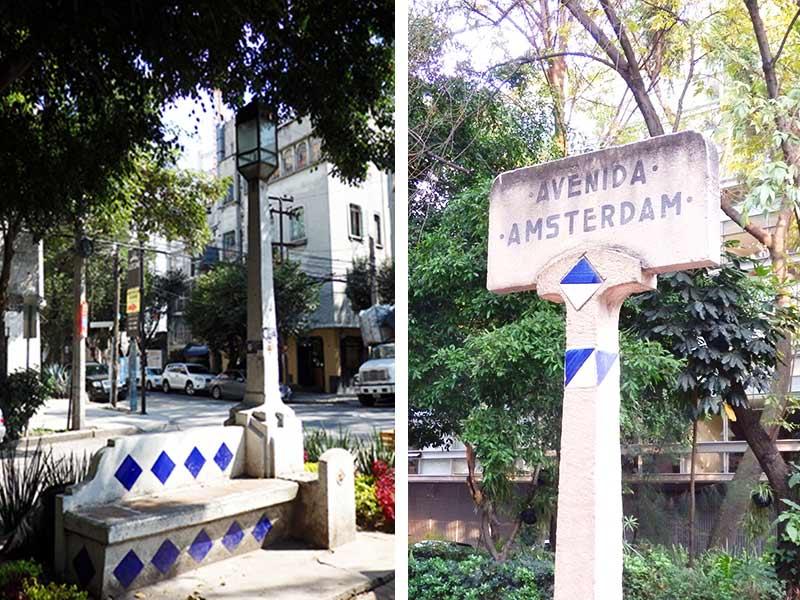 Resultado de imagen para balacera  en  la avenida Ámsterdam