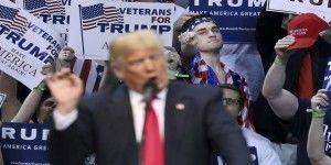 Donald Trump arrasa en primarias