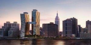 Este será el próximo rascacielos más lujoso de Nueva York