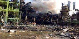 Ya son 28 los muertos por la explosión en Pajaritos