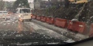 Se prevén tormentas eléctricas y granizo en el Valle de México