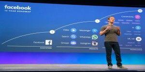 """""""En vez de construir muros, podemos ayudar a construir puentes"""": Zuckerberg"""