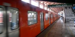 Policía capitalina vigilará estaciones del Metro en Edomex