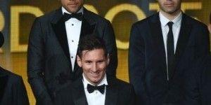 Estiman en 84.7 mdd ganancias de Messi en 2015