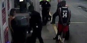 Video: policía de Florida golpea a mujer esposada