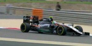 Debuta mexicano Alfonso Celis en F1