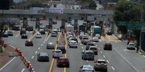 Capufe anuncia cierres nocturnos en la Autopista México-Cuernavaca