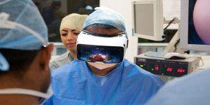 Primer streaming de cirugía en realidad virtual