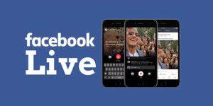 Facebook añadirá nuevas características a Facebook Live