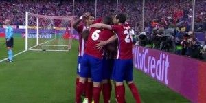 Atlético de Madrid gana al Bayern con golazo de Saúl