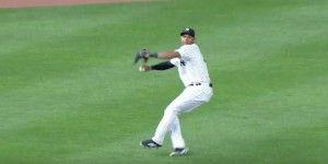 Jugador de los Yankees lanza a 105.5 millas por hora