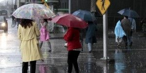 Persisten lluvias en la mayor parte del país