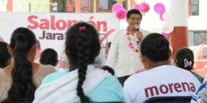 Crece Morena rumbo a elecciones en Oaxaca